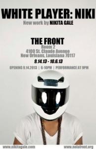 Nikita Gale & Carl Joe Williams: new works at The Front