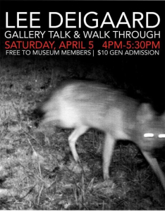 Gallery Talk, TRESPASS @ The Ogden